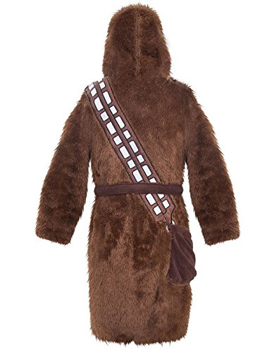 Official Star Wars Chewbacca Fleece Bathrobe