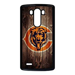 Cell Phone case Chicago Bears NFL Cover Custom Case For LG G3 MK8Q881998