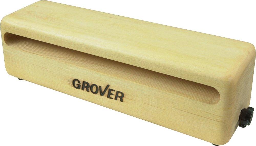 Grover Pro Rock Maple Wood Block 10 in.