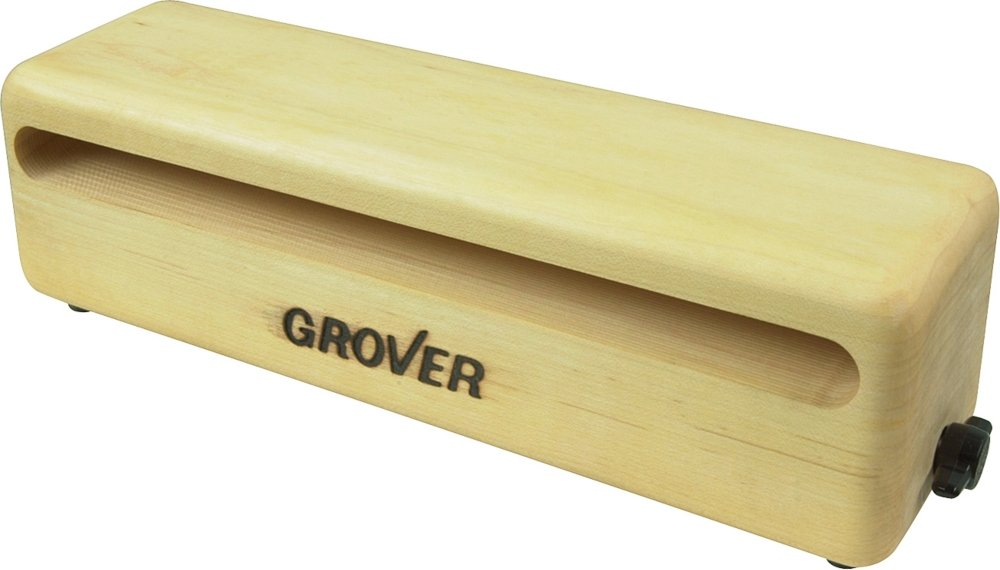 Grover Pro Rock Maple Wood Block 7 in. by Grover Pro