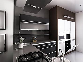 Küchenrückwand aus Glas, hochwertige Glasrückwand in 10 Farben ...