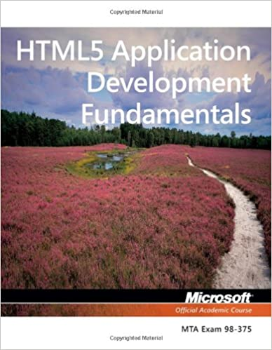 exam 98-363 web development fundamentals pdf download