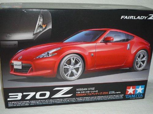 TAMIYA Nissan 370z 370 Z Coupe 24315 Bausatz Kit 1/24 1/24 1/24 Modellauto Modell Auto d4b5fd