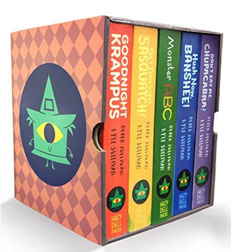 (Hazy Dell Press 5-Book Gift Set (Hazy Dell Press Monster Series))