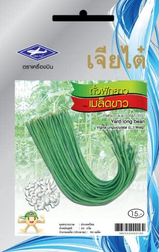 1 Bag 10 g,85 Seeds Yard long bean Seeds Vegetable for Planting Free Shipping
