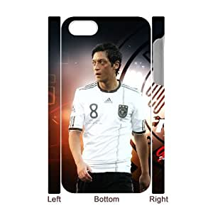 E-Shop Diy Iphone 4/4s hard Case Mesut Ozil,customized 3D case IG474104