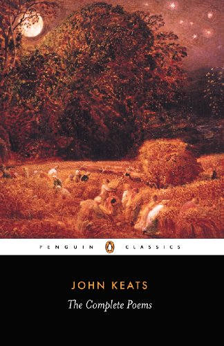 John Keats: The Complete Poems (Penguin Classics)
