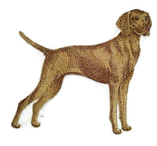 Amazing Custom Dog Portraits[Vizsla] Embroidered Iron On/Sew patch [5.