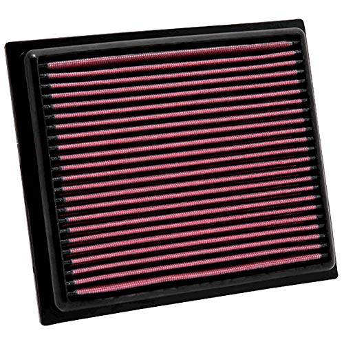 K&N Engine Air Filter: High Performance, Premium, Washable, Replacement Filter: 2010-2013 FORD Transit Connect, 33-2436