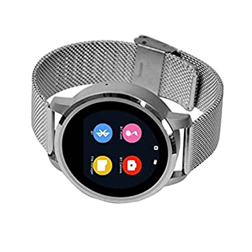 Reloj Inteligente para Hombre y Mujer,Reloj Inteligente mejor,Monitor De La Calidad Del