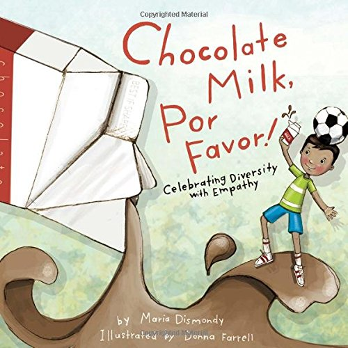 Chocolate Milk, Por Favor: Celebrating Diversity with - Favor About