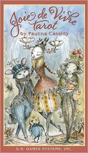 Joie de Vivre Tarot: Paulina Cassidy: 8601411100055: Books