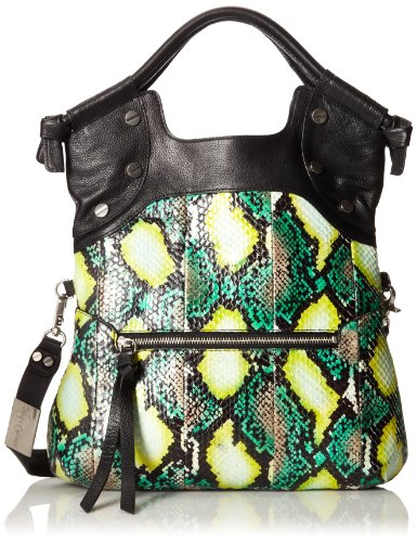 Foley + Corinna FC Lady Cross Body Bag,Island Water Snake,One Size (Water Snake Handbag)