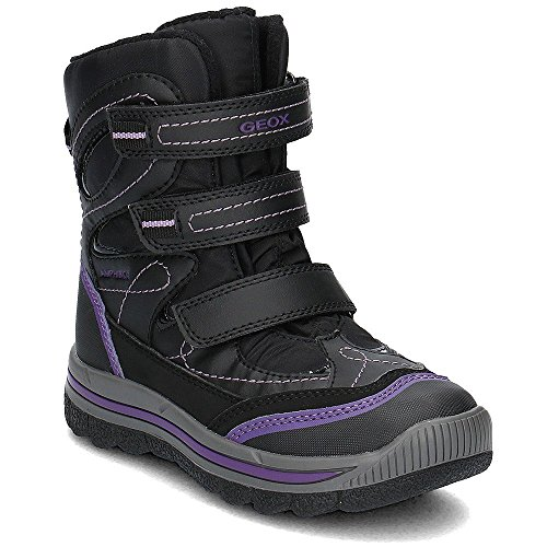 Geox Junior Overland - J540FC0FU54C9999 - Color Black - Size: 9.0 by Geox