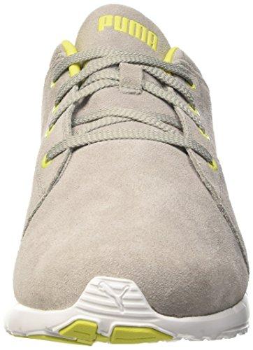 Puma188935 - Zapatillas de Deporte Hombre Drizzle/Sulphur Spring/White