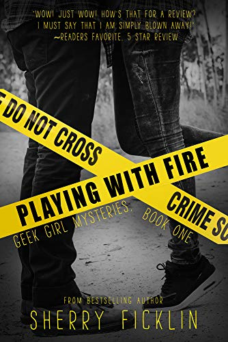- Playing with Fire: A #Hacker Novel (1) (The #Hackers Series)