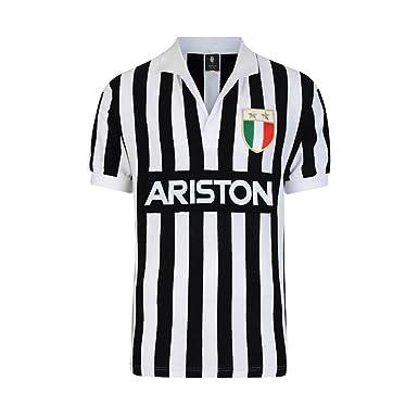 cheap for discount 5a503 2d3e7 Amazon.com: 1984 Juventus Retro Football Shirt - XX-Large ...