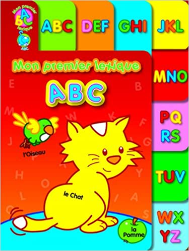 Téléchargement Abc : Mon premier lexique pdf