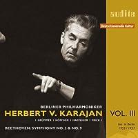 Edition H.Von Karajan-Sinfonien 3 & 9