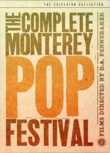 The Criterion Collection: Complete Monterey Pop Festival [DVD] [Import] B00006JU7P