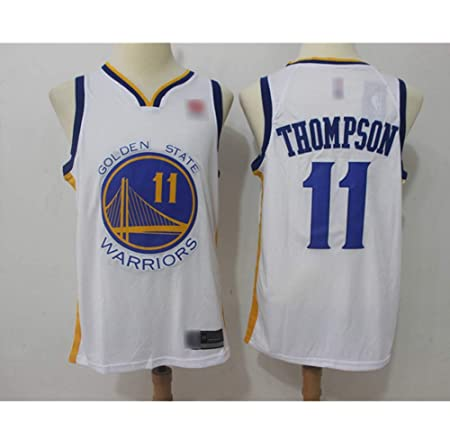 ATI-HSKJ Camisetas de Hombre Klay Thompson # 11 Golden State ...