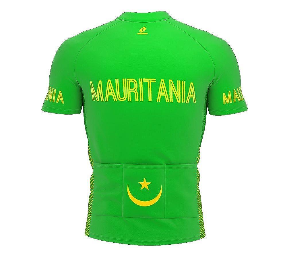 Amazon.com  ScudoPro Mauritania Full Zipper Bike Short Sleeve Cycling Jersey  for Men  Clothing 732a0c3ef