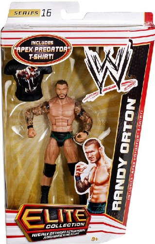[WWE Collector Elite Randy Orton Figure - Series 16] (Randy Orton Costume)