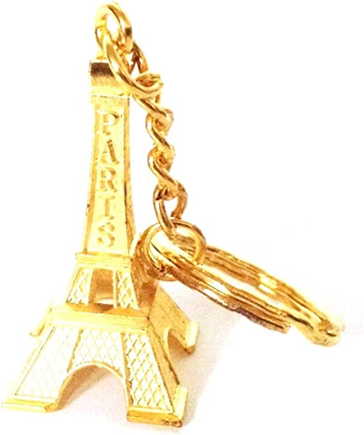 Tour Eiffel France Key Chain Eiffel Tower Paris Key Holder Premium Metal