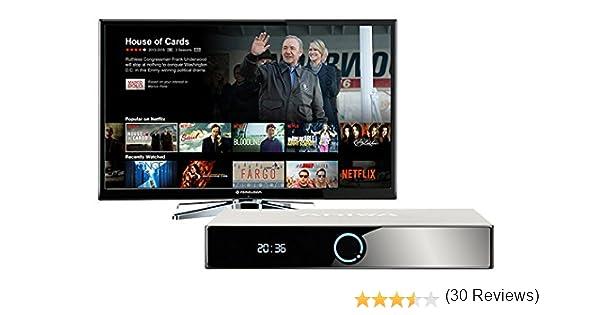Ferguson Ariva 4K Combo UHD - Sintonizador de TV: Amazon.es: Electrónica
