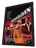 Ocean's Eleven - 27 x 40 Framed Movie Poster