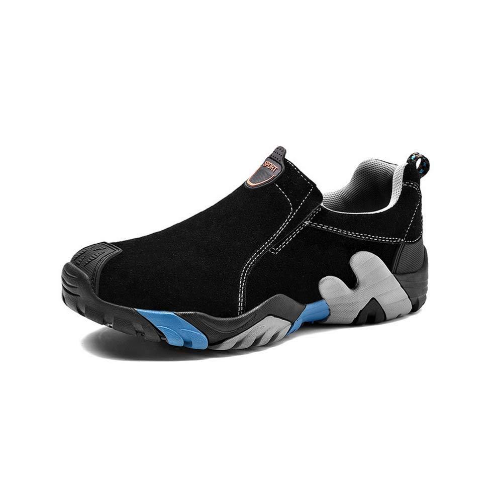 Svarta skor för fotvandringaa, vintervarma kängor, friluftsskor, friluftsskor, friluftsskor, vattentäta skor mot glidläder  utlopp på nätet