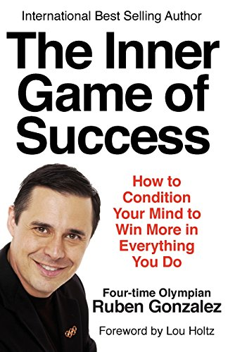 Four-time Olympian, bestselling author and award-winning keynote speaker Ruben Gonzalez shares what he had to do to make it to the Olympics and how following those success principles will help you realize your goals and dreams. Take control of you...