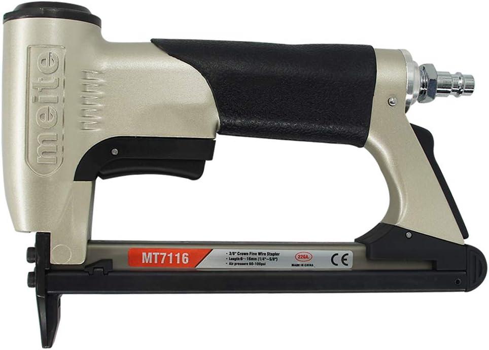 MT7116 grapadora de tapicería - calibre 22 71 serie 3/8 pulgadas ...