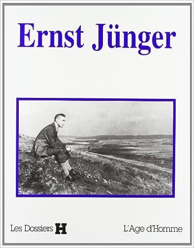 En ligne téléchargement gratuit Ernst Jünger epub, pdf