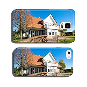 Brick house noble - rustic cell phone cover case Samsung S5