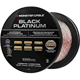 Monster Black Platinum CL Rated XP Clear Jacket Compact Speaker Cable (MC BPL XP-CI BIG-100 WW)
