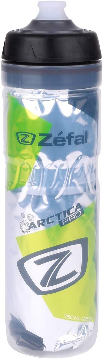 Red 25Oz Zefal 165 Arctica Hydration Insulated