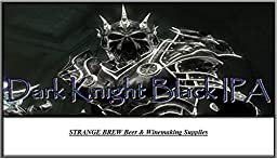 Strange Brew Home-Brew Beer Brewing Recipe Kit: Dark Knight Black IPA