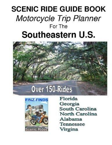 Motorcycle Trip Planner - 3