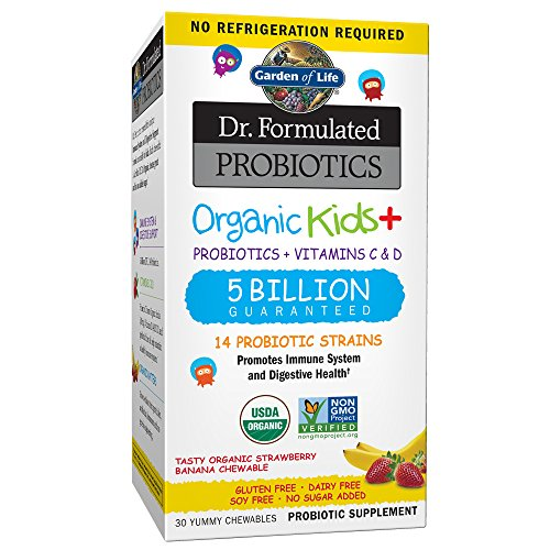 Garden of Life-Dr.mulated Probiotics