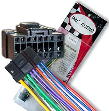 [DIAGRAM_4PO]  Amazon.com: Alpine CDA 9853 9855 9856 9857 9881 9883 9884 9885 9883 9887 Wire  Wiring Harness: Automotive | Alpine Wire Harness |  | Amazon.com