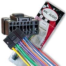Alpine CDE 9843 9845 9846 9852 9870 9872 9873 9874 9881 9860 DVA-9860 9860E 9861 Wire Wiring Harness
