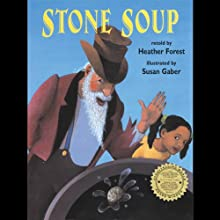 Stone Soup  Audiobook by Heather Forest Narrated by Heather Forest
