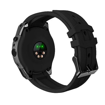 ZLOPV Pulsera Activa 696 X100 Bluetooth Smart Watch Reproductor de ...