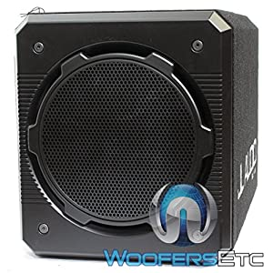 "CS212G-W6V3 - JL Audio 12"" 2400W Dual ProWedge Sealed W6V3 Subwoofer Enclosure"