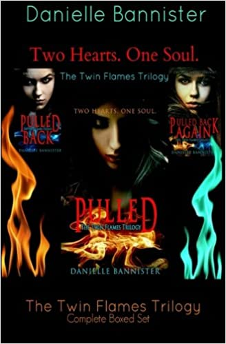 The Twin Flames Trilogy Complete Boxed Set: Pulled, Pulled Back and Pulled Back Again