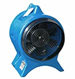 Explosion Proof Ventilation Fan Redirects Stale Air From Hazardous Location Areas