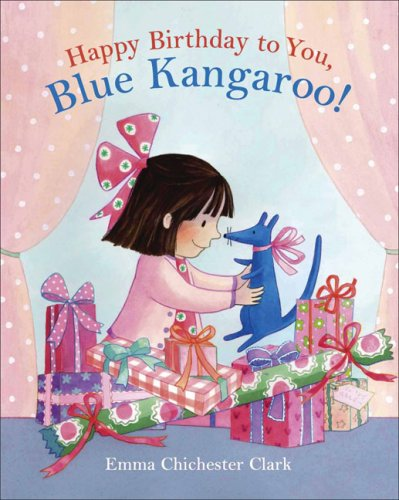 Download Happy Birthday to You, Blue Kangaroo! (Blue Kangaroo Books) pdf