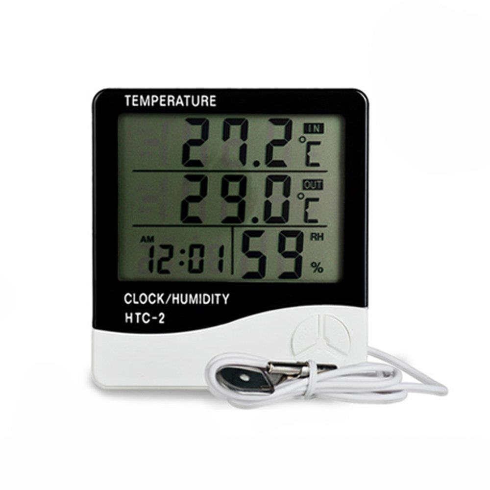Digital Combination Thermometer/Hygrometer