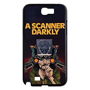 QSWHXN Cover Custom A Scanner Darkly Phone Case For Samsung Galaxy Note 2 N7100 [Pattern-6]